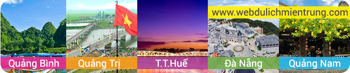 Web du lịch miền Trung
