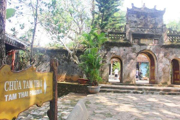 Chùa Tam Thai - Ngũ Hành Sơn Tour Hội An 1 ngày