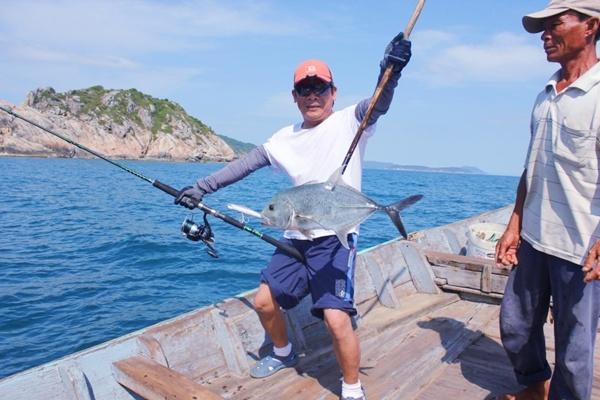 cau-ca-cu-lao-cham tour câu cá cù lao chàm