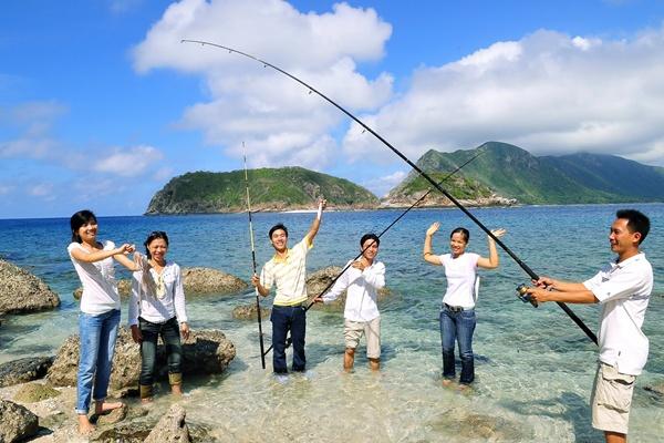 Tour câu cá Cù Lao Chàm tour câu cá cù lao chàm