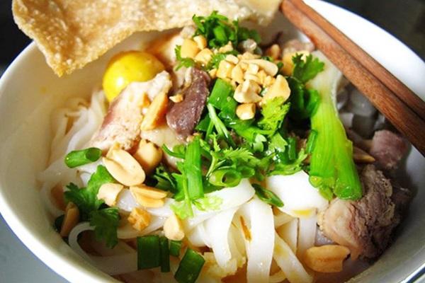 Mỳ Quảng Kinh nghiệm du lịch Đà Nẵng