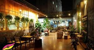 Phượt Cafe Huế nhìn vào ban đêm