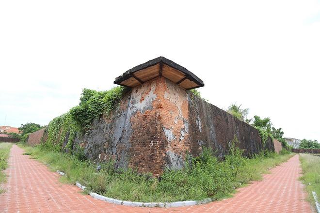 Thành Đồng Hới Dấu tích thời vua Minh Mạng còn lại ở thành Đồng Hới
