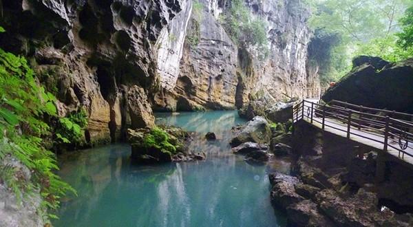 Sông Chày - Hang Tối - Quảng Bình