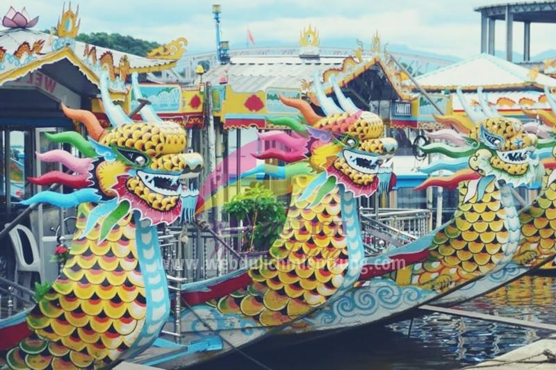 Vé nghe ca Huế Bảng giá vé nghe Ca Huế trên Sông Hương