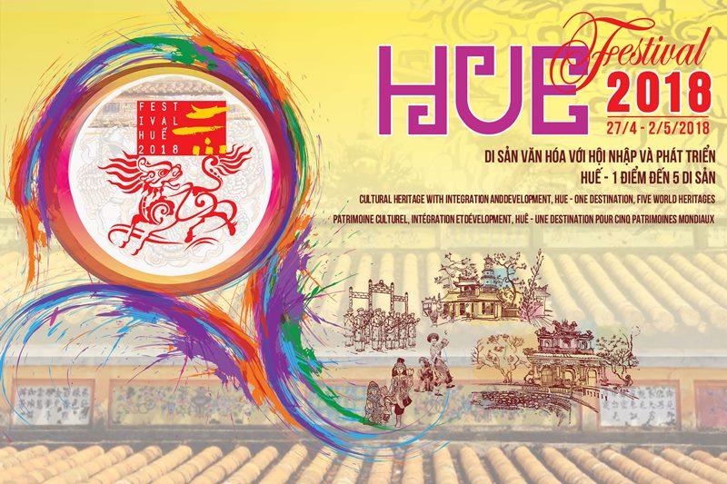 Festival Huế 2018 giá vé festival hue 2018