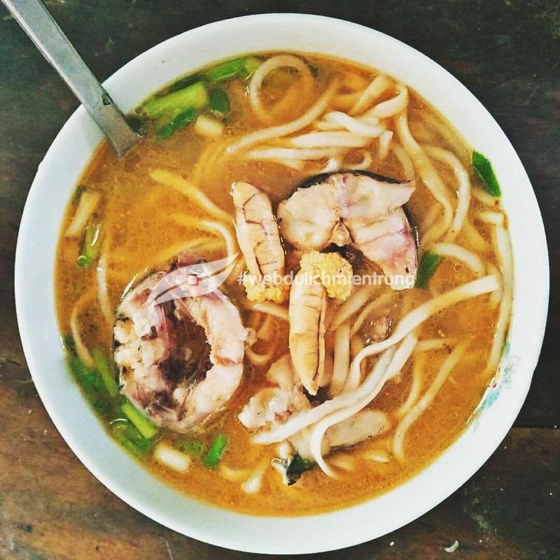 Cháo canh Quảng Bình - hương vị quê nhà