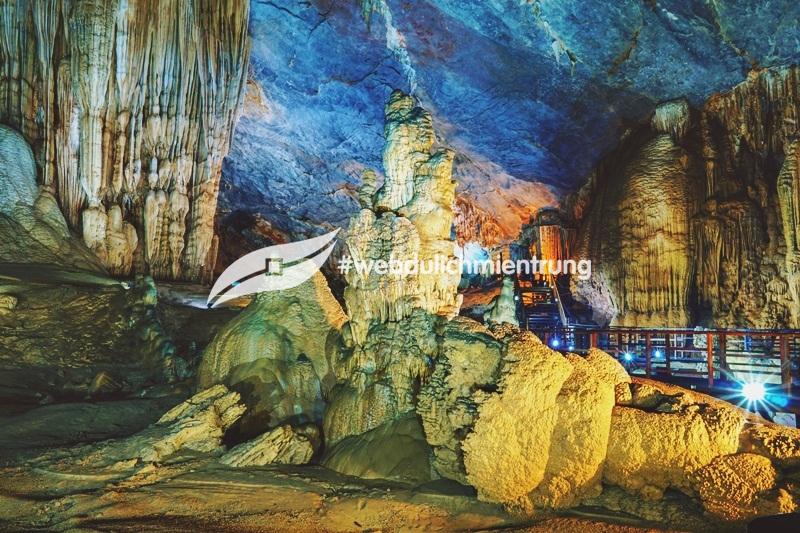 Động Thiên Đường - Hoàng cung trong lòng đất