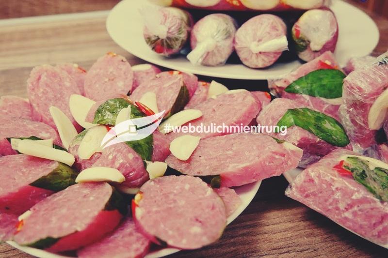 Người miền Trung ăn gì vào ngày Tết cổ truyền?