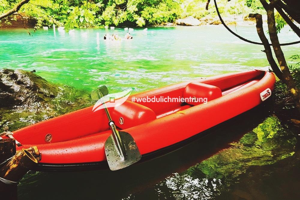 Tour Huế - Suối nước Moọc 1 ngày